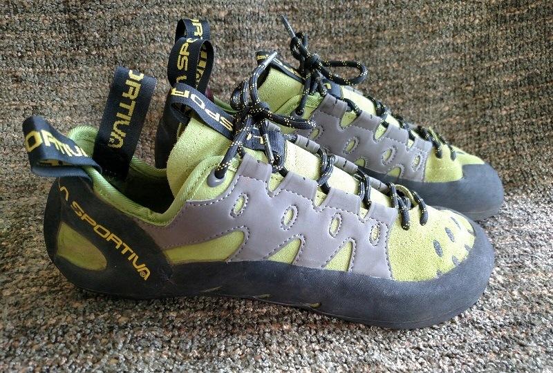 La Sportiva TarantuLace Men's Rock Climbing Shoe Review