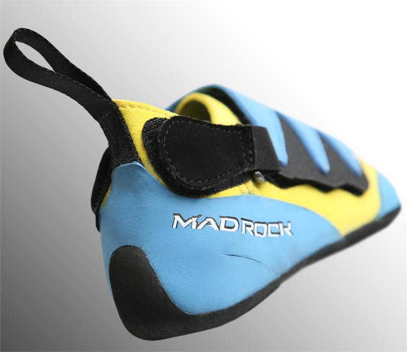 8fdee1217715b3 Mad Rock Mad Monkey Kids  Climbing Shoe Review